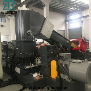 HDPE Film Recycling Machine