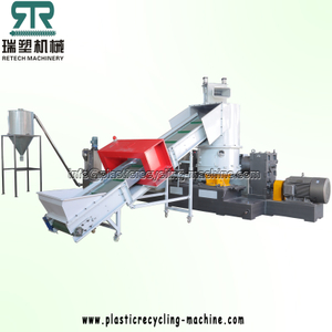 EVA LDPE Film granulating production line