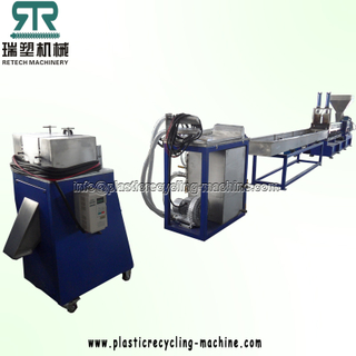 PET Parallel Twin Screw Recycling Pelletizing Machine